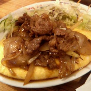 スタミナオムレツ(英洋軒 姫路駅前店 )