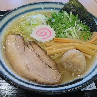 芳醇塩ラーメン(茨城大勝軒 )