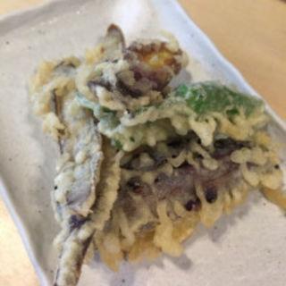 お野菜の天ぷら盛り合わせ(茶ぶ釜 )