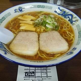 サロマ産カキと露地物わけぎ 黄芯白菜の煮込み 北京スタイル(茶月斎)