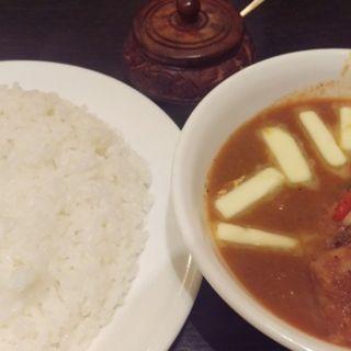 チキンカレー大盛り(curry草枕)