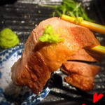 沖縄黒豚アグー豚の天然塩焼き