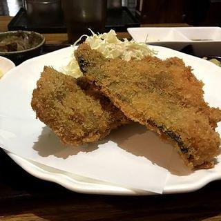 限定10食 肉厚 揚げたて 鯵フライ(華かご (ハナカゴ))