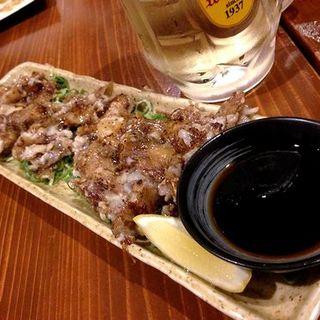 コラーゲン豚足ステーキ(華び (ハナビ))