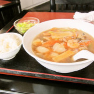 五目麺(麺セット)(華南 )