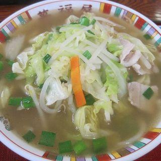 タンメン(萬福屋 (まんぷくや))