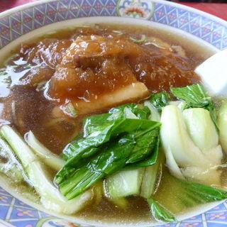 角煮ラーメン(萬里 )