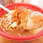肉ドウフジャン麺 中辛