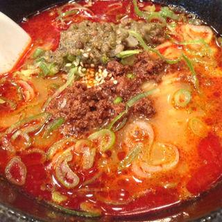 青山椒担々麺