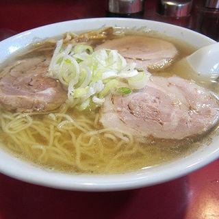 チャーシューメン(蓬来軒 (ほうらいけん))
