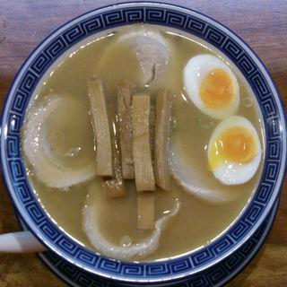 松+半熟卵(蔘好来 (シンコウライ))