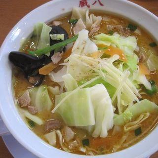 みそ野菜ラーメン(蔵八ラーメン亭 東佐沼店 )