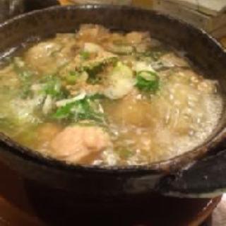 牛スジ煮込み(蕎楽亭 (きょうらくてい))
