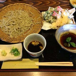 天ザル(蕎舎 (そばや))