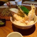 えび天丼(ミニ丼)
