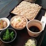 そばセット(蕎麦切り 素朗 )