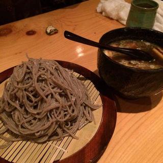 鴨汁そば大盛(蕎麦切り大城 )