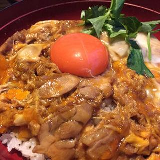 天草大王と蘭王の究極の親子丼(薩摩ごかもん 天満橋総本店 )