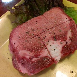 特製タンステーキ(薩摩の久保 (さつまのくぼ))