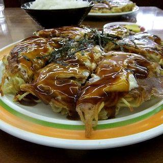 ミックスモダン焼(薩摩屋 )