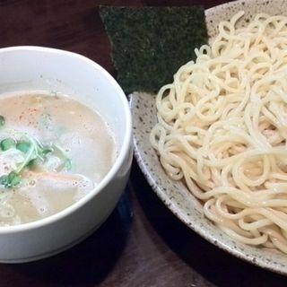 鶏塩つけ麺(藤丸 (フジマル))