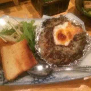 蟹味噌とホタテのマヨネーズオーブンやき