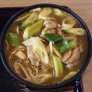 カレー蕎麦(藤源 )
