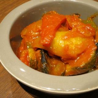 """季節野菜のトマト煮込み""""ラタトゥイユ"""""""