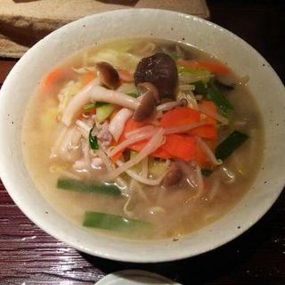 野菜タンメン(虎千代 )