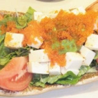 おやじの気まぐれサラダ(西村 八重洲本店 )
