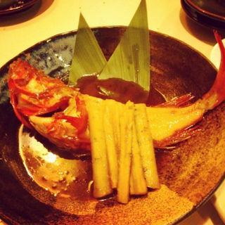 キンキ煮付け(西村 八重洲本店 )