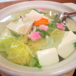 湯豆腐(西源院 (せいげんいん))