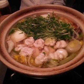 白子鍋(角屋 )