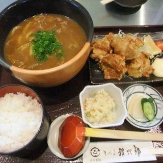 カレースペシャル定食(讃岐屋 雅次郎 )