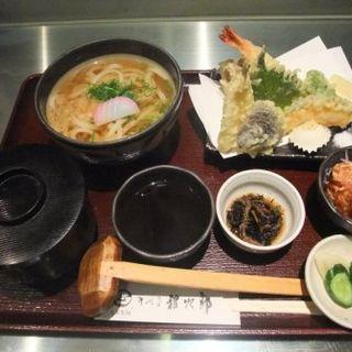 天ぷら定食(讃岐屋 雅次郎 )