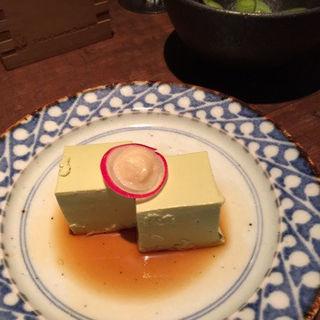 アボガド豆腐(豆腐料理 空野 南船場店 (【旧店名】空ノ庭))