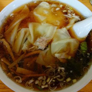 ワンタンメン(豊来軒 )