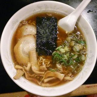 チャーハンラーメンセット 醤油味(豚宏 (トンコウ))