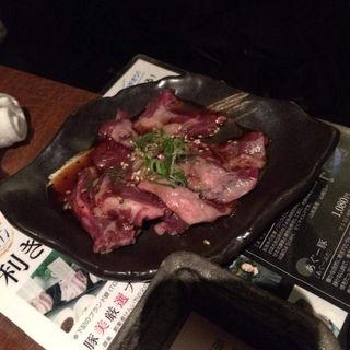 ハラミのタレ焼き(豚美 (トンビ))