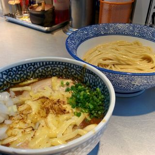 カレーつけ麺(豚骨一燈 )