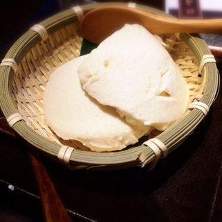 ざる豆腐(赤坂うまや )