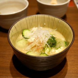 宮崎名物 冷汁(赤坂うまや 神田)