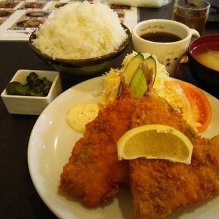 アジフライ定食(赤札屋 武蔵小金井店 )