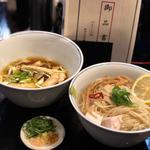 元祖昆布水のつけ麺(ロックンビリーS1 (スーパーワン))
