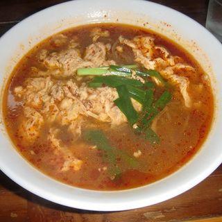 辛麺 8倍(辛麺屋 司 )