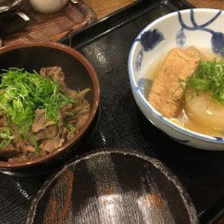 牛すじネギ(辨慶  東山店 (べんけい))