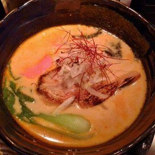味噌白湯ら~麺 徳兵衛(近松 )