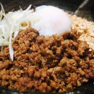 汁なし担担麺(都来 )
