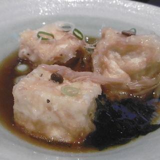 揚げ豆腐(酒場岩科)