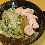 鳥香味和え麺